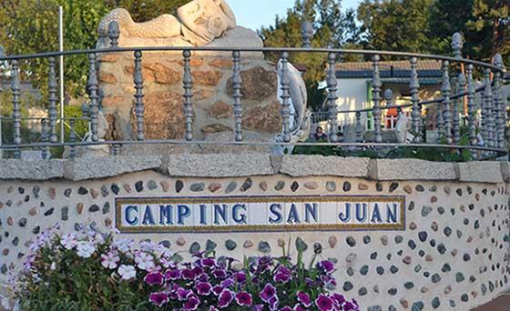 Camping San Juan Valdemorillo